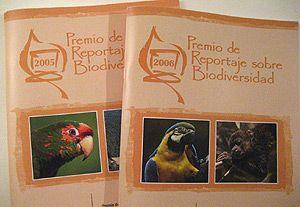 CI - Prêmio de Reportagem sobre Biodiversidade