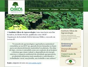 Instituto Oikos de Agroecologia
